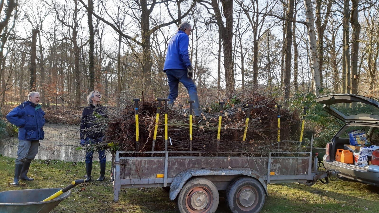 13 maart: Laatste gratis bomen beschikbaar. Reserveer je boom of struik!